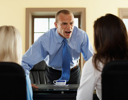 10 Tips for Dealing with a Bully Boss