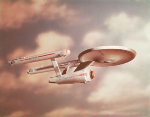 The Star Trek Enterprise