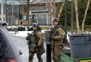 Columbia Maryland Mall Shooting