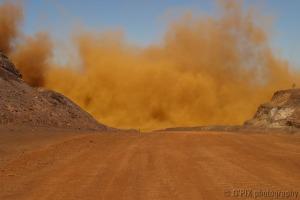Dust Settling