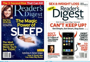 Readers Digest Covers