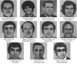 Terrorists and Victims  of 1972 Olympic Attacks