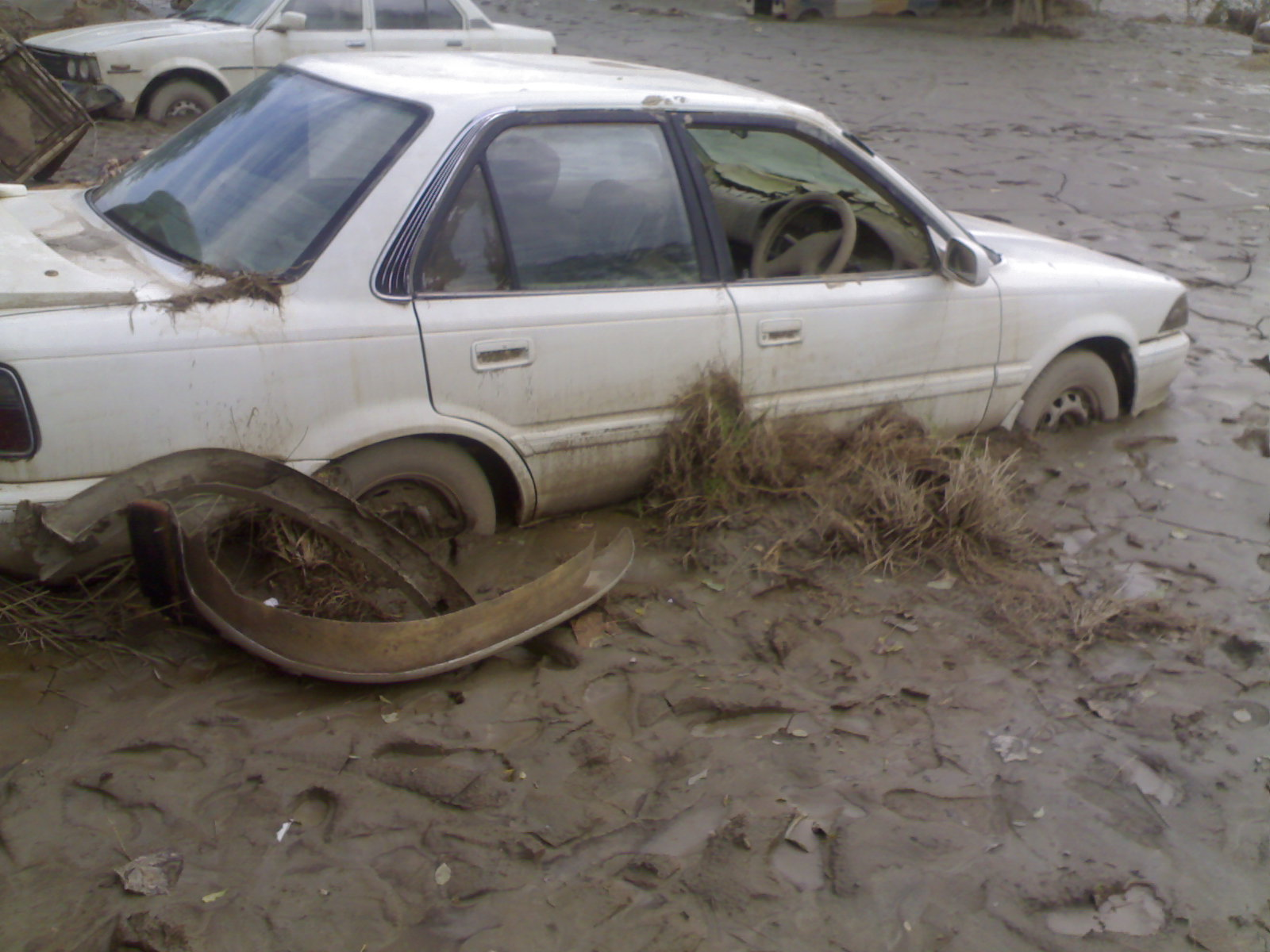 How To Get Your Car Stuck Out Of Sand