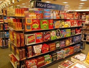 Word Game Shopping